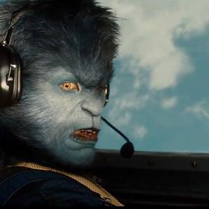 نیکولاس هولت در فیلم «مردان ایکس: کلاس اول»(X Men: First Class)