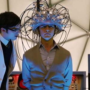 جیمز مک آووی و نیکولاس هولت در فیلم «مردان ایکس: کلاس اول»(X Men: First Class)