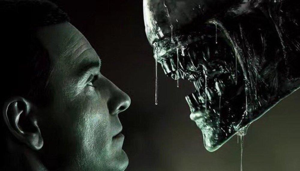 مایکل فاسبندر در فیلم «بیگانه: پیمان»(Alien: Covenant)