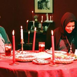 لیلا حاتمی و علی مصفا در فیلم «لیلا»