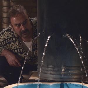 مهران احمدی در فیلم «هزارپا»