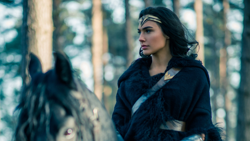 گل گدوت در فیلم «زن شگفت انگیز»(Wonder Woman)