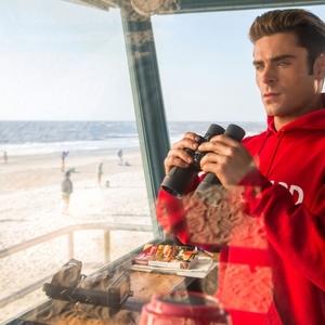 زاک افران در فیلم «گارد ساحلی»(Baywatch)