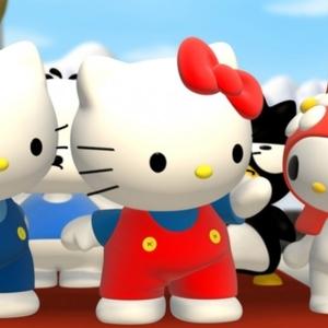 «هلوکیتی و دوستان»(hello kitty and friends)