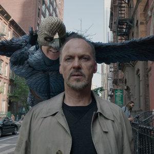 مایکل کیتون در فیلم مرد پرنده