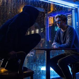 نات وولف در نمایی از فیلم «دفترچه مرگ»(Death Note)