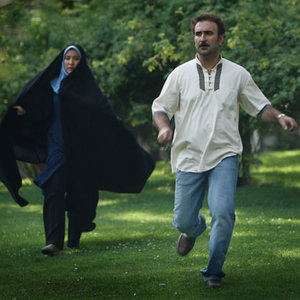 پانته آ بهرام و مهران احمدی در فیلم «خواب های دنباله دار»