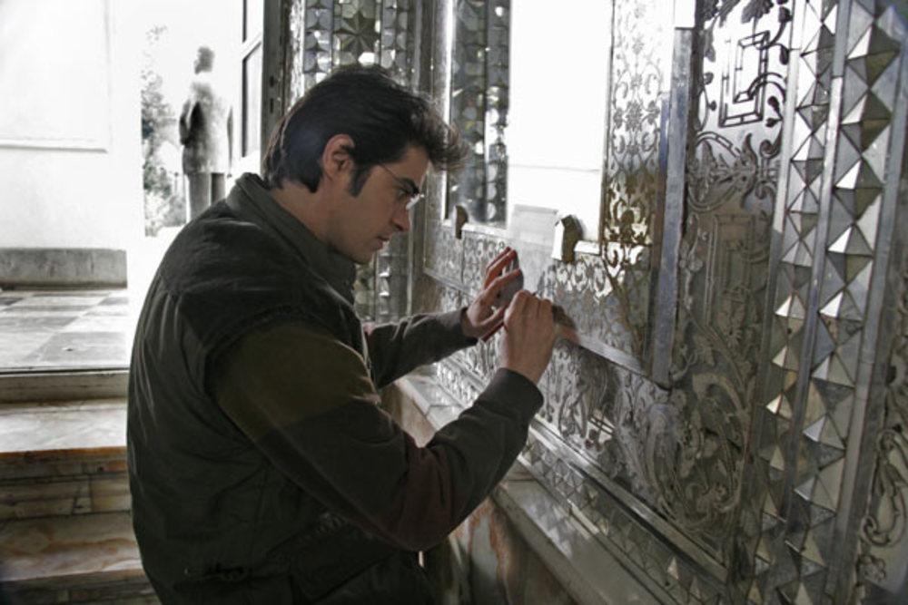 شهاب حسینی در «بچه های ابدی»