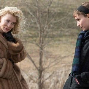 کیت بلانشت و رونی مارا در فیلم «کارول»(carol)