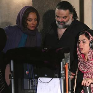 پشت صحنه فیلم «لس آنجلس-تهران»