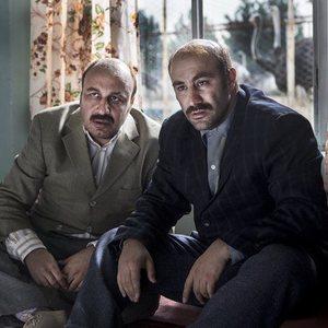 رضا عطاران و محسن تنابنده در فیلم گینس
