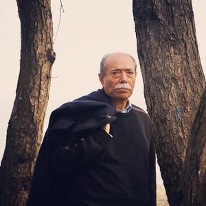 علی نصیریان در فیلم «دل دیوانه»
