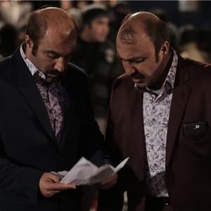 رضا عطاران و محسن تنابنده