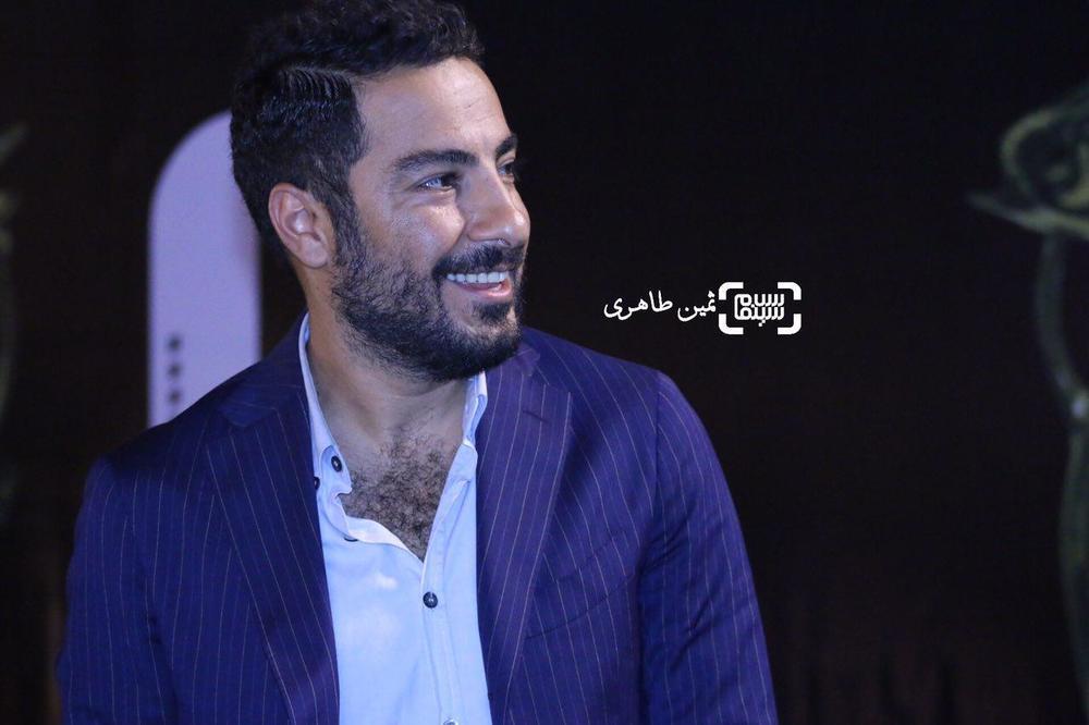 نويد محمدزاده نامزد جایزه بهترین بازیگر نقش اول مرد برای «لانتوری» در نوزدهمین جشن خانه سینما