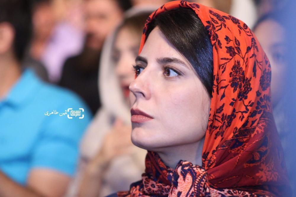 لیلا حاتمی برنده جایزه بهترین بازیگر نقش اول زن برای فیلم «رگ خواب» در نوزدهمین جشن خانه سینما