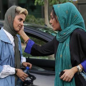 شقایق فراهانی و مهسا علافر در فیلم «ناکوک»