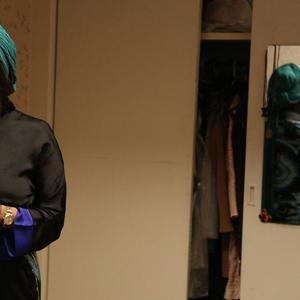شقایق فراهانی در نمایی از فیلم «ناکوک»