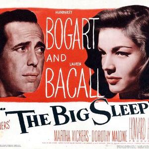 پوستر فیلم «خواب بزرگ»(The Big Sleep)