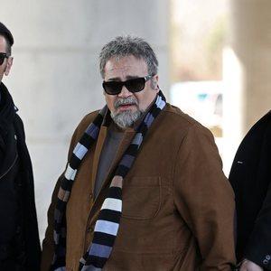 امین حیایی و محمدرضا شریفی نیا و مجید صالحی در فیلم سه بیگانه