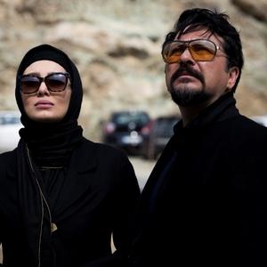 سحر قریشی و امیرحسین صدیق در فیلم «خالتور»