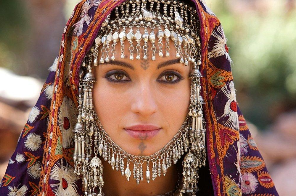 ماریا والورده در فیلم «مهاجرت: خدایان و پادشاهان»(Exodus Gods and Kings)