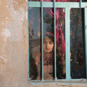 یگانه رجبی در فیلم «گل نساء»