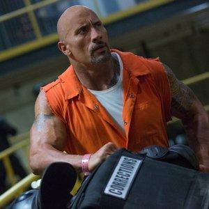 دواین جانسون در فیلم «سرنوشت خشمگین»(Fast & Furious 8)