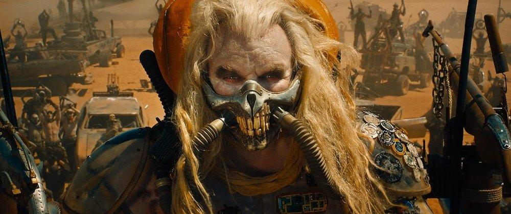 هیو کیز برن در فیلم «مکس دیوانه: جاده خشم»(Mad Max: Fury Road)