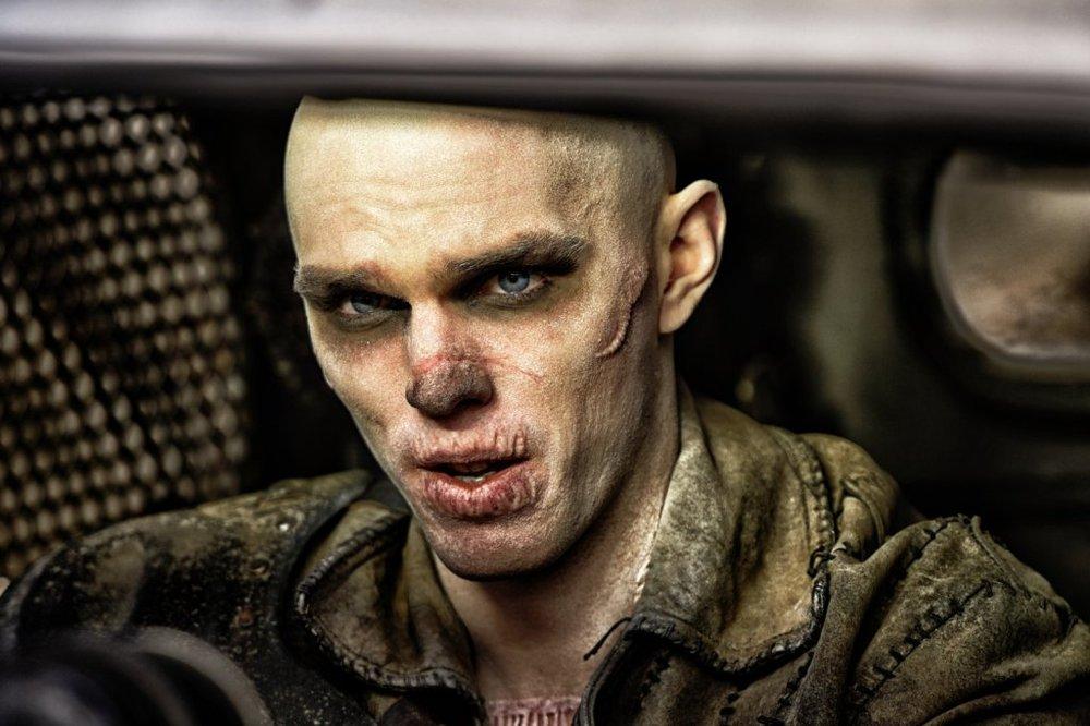 نیکولاس هولت در فیلم «مکس دیوانه: جاده خشم»(Mad Max: Fury Road)