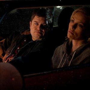 شارلیز ترون و پتن اسوالت در فیلم «بزرگسال جوان»(Young Adult)