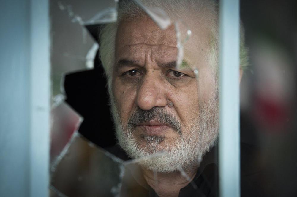 فرید سجادی حسینی در فیلم «آذر»