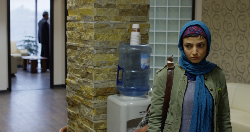 ندا جبرائیلی در فیلم «قاعده تصادف»