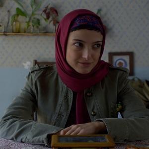 ندا جبرائیلی در فیلم سینمایی «قاعده تصادف»