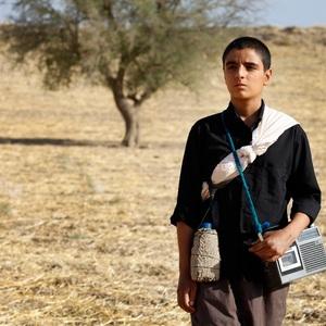 احمد درخشان در فیلم «او خوب سنگ می زند»