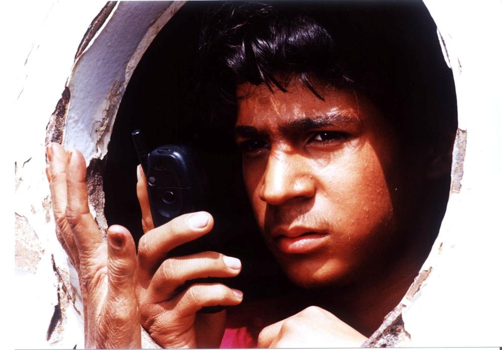 حسین فرضی زاده در فیلم سینمایی «جزیره آهنی»