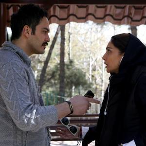 لیلا زارع و میلاد کی مرام در فیلم سینمایی «غیر مجاز»