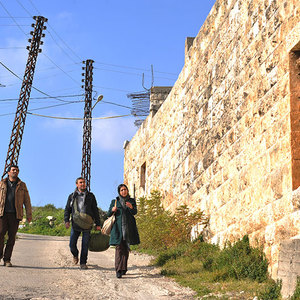 تصویر فیلم شهابی از جنس نور