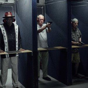 مورگان فریمن، آلن آرکین و مایکل کین در فیلم «به سوی زندگی لوکس»(Going in Style)