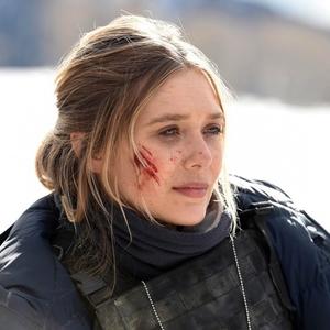 الیزابت اولسن در فیلم «رودخانه ویند»(Wind River)