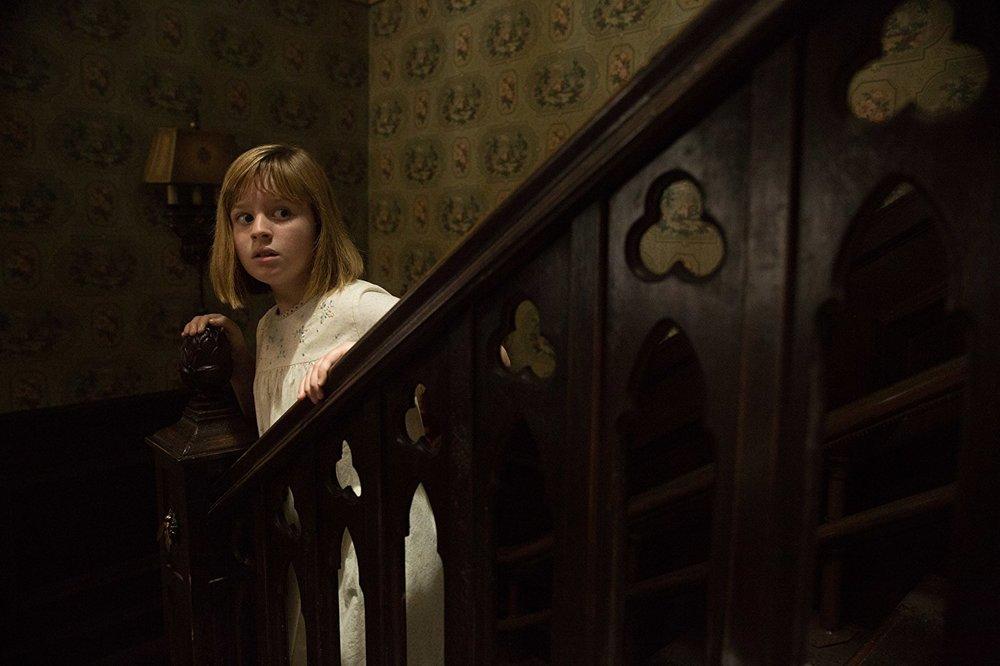 لولو ویلسون در نمایی از «آنابل: آفرینش»(Annabelle: Creation)