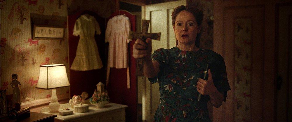 میراندا اتو در فیلم «آنابل: آفرینش»(Annabelle: Creation)