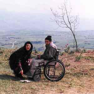 بهرام رادان و فاطمه معتمدآریا در فیلم «گیلانه»