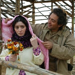 بهرام رادان و ژاله صامتی در فیلم «گیلانه»