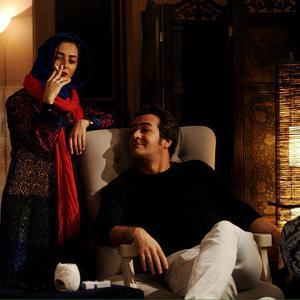 نفیسه روشن و بهنام شریفی در فیلم سینمایی «اکالیپتوس»