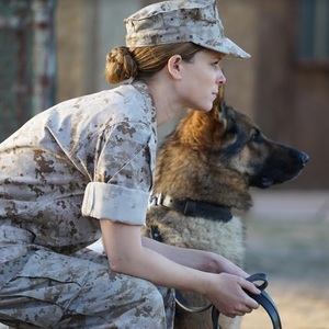 کیت مارا در فیلم «مگان لیوی»(Megan Leavey)