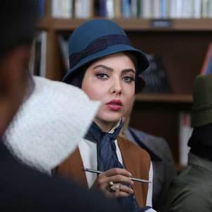 لیلا اوتادی در سریال «آشوب»