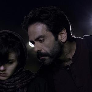 مهسا علافر و بانیپال شومون در فیلم کوتاه «تاریکی»