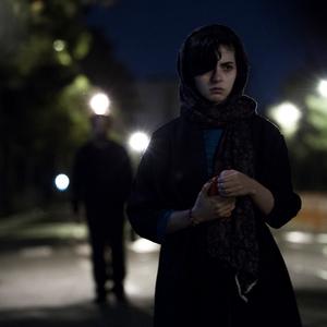 مهسا علافر در فیلم کوتاه «تاریکی»