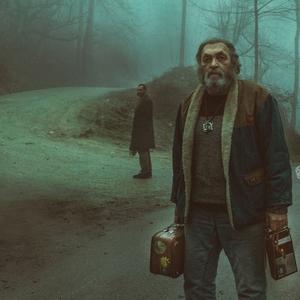 محمود نظرعلیان در فیلم کوتاه «دریا زدگی»