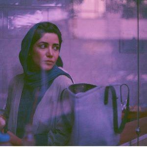 سونیا سنجری در فیلم کوتاه «سایه فیل»